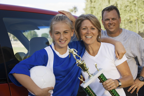 How to be a Soccer Mom