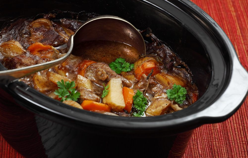 5 Reasons to Buy a Slow Cooker