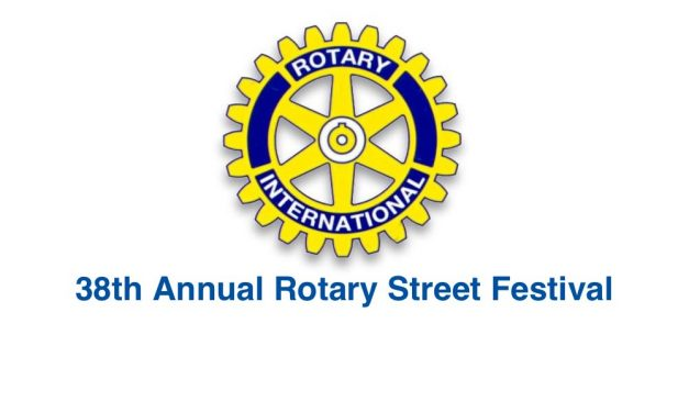 38th Annual Rotary Street Festival