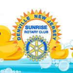 Denville Sunrise Rotary Club Annual Duck Race