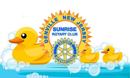 Denville Sunrise Rotary Club Annual Duck Race