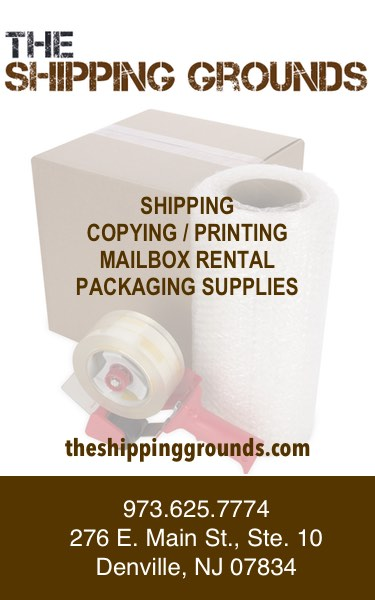 The Shipping Grounds