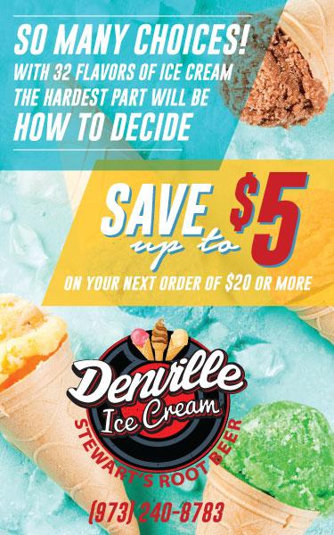 Denville Ice Cream