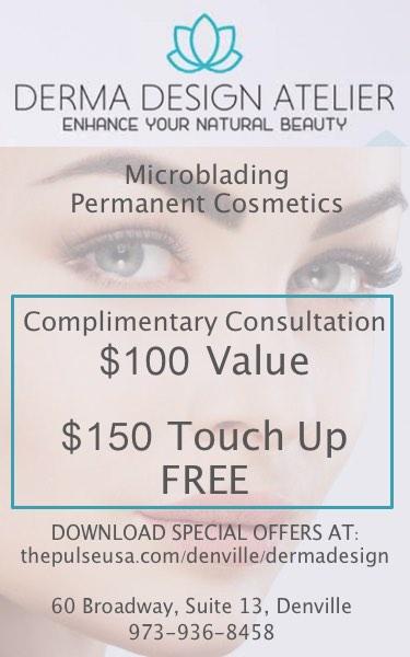 Microblading permanent cosmetics