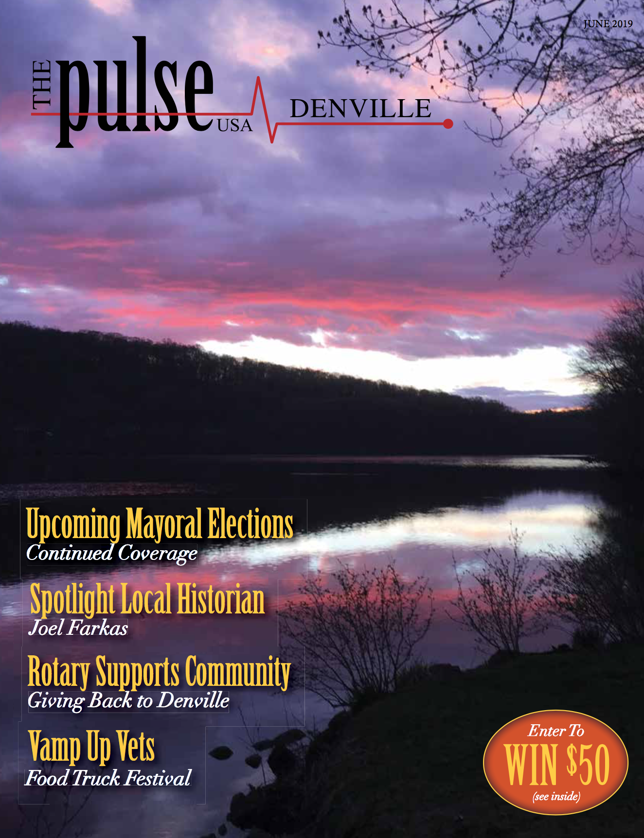 The Pulse USA Denville Magazine