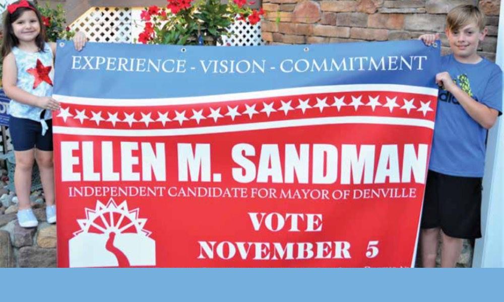 Meet Ellen Sandman