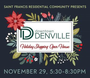Downtown Denville Holiday Shopping Open House