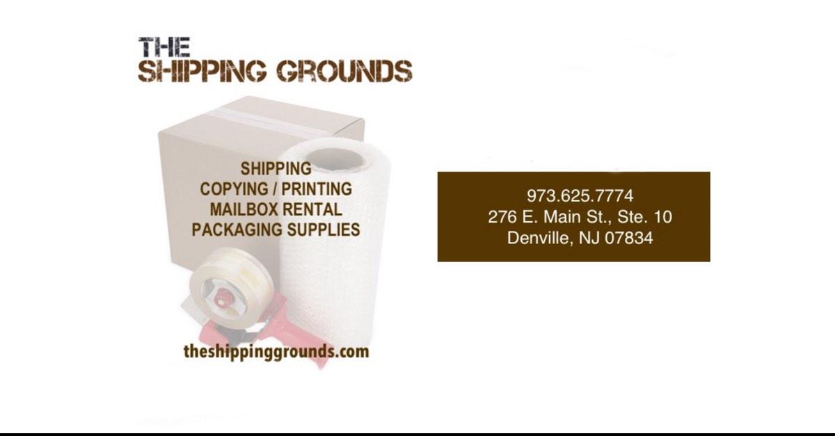 Shipping Grounds, Denville, NJ
