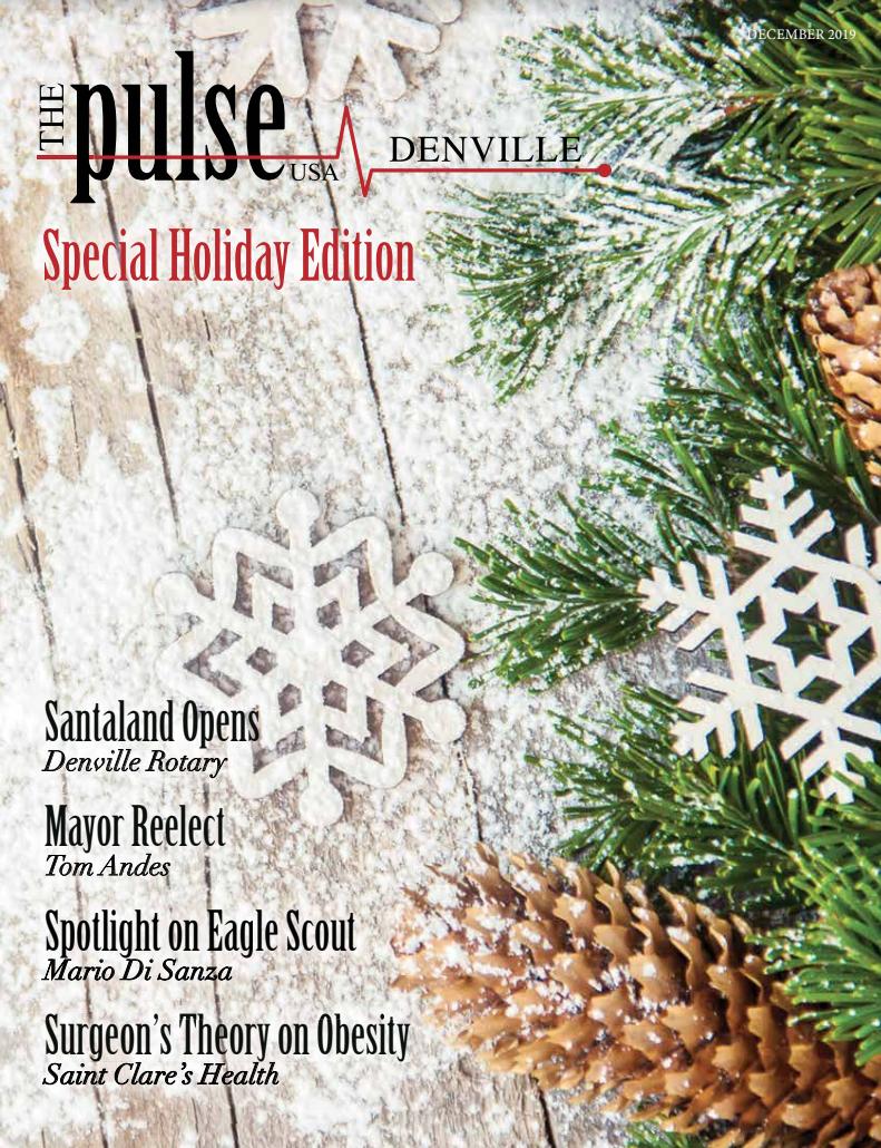 The Pulse USA Denville Magazine