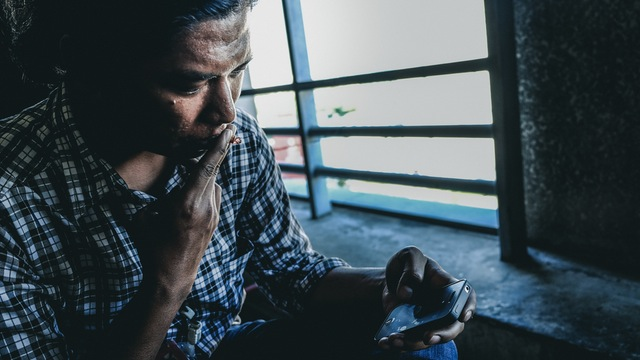 The Smoking Man From Thailand