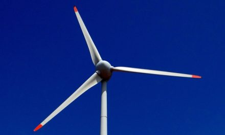 Harding to Get Wind power