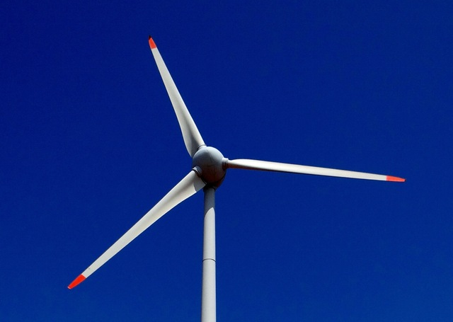Harding to Get Wind power