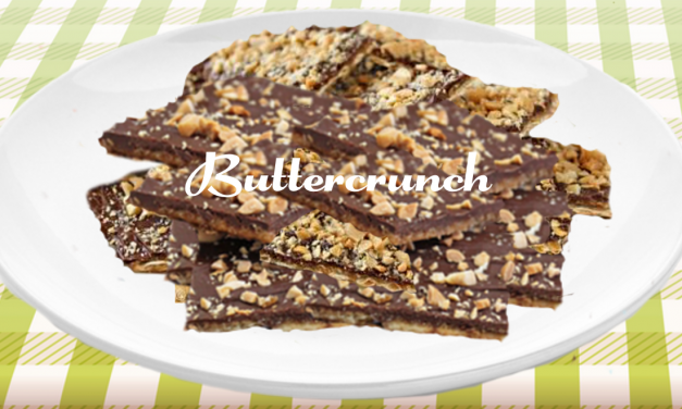 A Bit of Buttercrunch!
