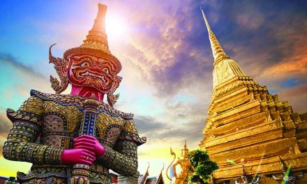 Top Eight Tourist Destinations in Bangkok, Thailand